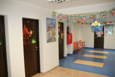 korytarz główny parter